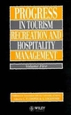Progress in Tourism, Recreation and Hospitality Management, Volume 5 (0471944335) cover image