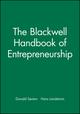 The Blackwell Handbook of Entrepreneurship (0631215735) cover image