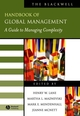 The Blackwell Handbook of Global Management: A Guide to Managing Complexity (0631231935) cover image