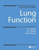 Lung Function: Physiology, Measurement and Application in Medicine, 6th Edition (0632064935) cover image