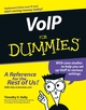 VoIP For Dummies (0764588435) cover image