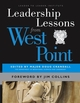 Leadership Lessons from West Point (0787987735) cover image