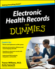 Electronic Health Records For Dummies (1118023935) cover image