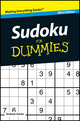 Sudoku For Dummies, Mini Edition (1118042735) cover image