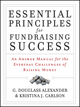 Essential Principles for Fundraising Success: An Answer Manual for the Everyday Challenges of Raising Money (1118427335) cover image