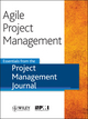 Agile Project Management: Essentials from the Project Management Journal (1118586735) cover image