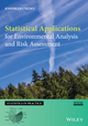 Statistical Applications for Environmental Analysis and Risk Assessment (1118634535) cover image