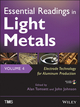 Essential Readings in Light Metals, Volume 4, Electrode Technology for Aluminum Production (1118636635) cover image