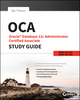 OCA: Oracle Database 12c Administrator Certified Associate Study Guide: Exams 1Z0-061 and 1Z0-062 (1118931335) cover image