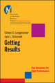 Getting Results: Five Absolutes for High Performance (1119185335) cover image