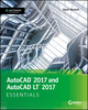 AutoCAD 2017 and AutoCAD LT 2017 Essentials (1119243335) cover image