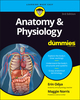 Anatomy and Physiology For Dummies, 3rd Edition (1119345235) cover image