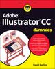 Adobe Illustrator CC For Dummies (1119641535) cover image