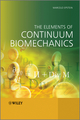 The Elements of Continuum Biomechanics (1119999235) cover image