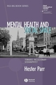 Mental Health and Social Space: Towards Inclusionary Geographies? (1405168935) cover image