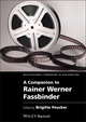 A Companion to Rainer Werner Fassbinder (1405191635) cover image