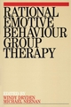 Rational Emotive Behaviour Group Therapy (1861562535) cover image