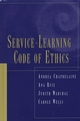 Service-Learning Code of Ethics (1882982835) cover image