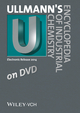 Ullmann's Encyclopedia of Industrial Chemistry: DVD Edition 2014 (3527335935) cover image