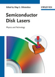 Semiconductor Disk Lasers: Physics and Technology (3527409335) cover image