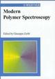 Modern Polymer Spectroscopy (3527613935) cover image