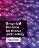 Empirical Finance for Finance and Banking (EHEP002735) cover image