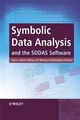 Symbolic Data Analysis and the SODAS Software (0470018836) cover image