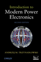 Introduction to Modern Power Electronics, 2nd Edition (0470401036) cover image