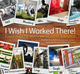 I Wish I Worked There!: A Look Inside the Most Creative Spaces in Business (0470713836) cover image