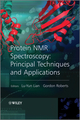 Protein NMR Spectroscopy: Practical Techniques and Applications (0470721936) cover image