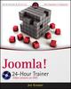 Joomla! 24-Hour Trainer (0470928336) cover image