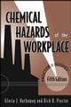 Proctor and Hughes' Chemical Hazards of the Workplace, 5th Edition (0471268836) cover image