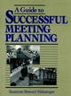 A Guide to Successful Meeting Planning (0471545236) cover image