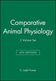 Comparative Animal Physiology, 2 Volume Set, 4th Edition (0471560936) cover image