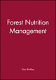 Forest Nutrition Management (0471818836) cover image