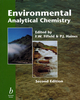 Environmental Analytical Chemistry, 2nd Edition (0632053836) cover image