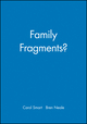 Family Fragments? (0745618936) cover image