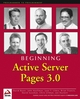 Beginning Active Server Pages 3.0 (0764543636) cover image