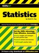 CliffsAP Statistics (0764573136) cover image