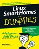 Linux Smart Homes For Dummies (0764598236) cover image