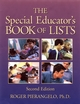 The Special Educator's Book of Lists, 2nd Edition (0787965936) cover image