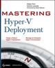 Mastering Hyper-V Deployment (1118003136) cover image