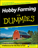 Hobby Farming For Dummies (1118052536) cover image