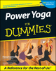 Power Yoga For Dummies (1118069536) cover image