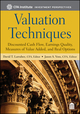 Valuation Techniques: Discounted Cash Flow, Earnings Quality, Measures of Value Added, and Real Options (1118397436) cover image