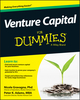 Venture Capital For Dummies (1118642236) cover image