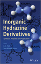 Inorganic Hydrazine Derivatives: Synthesis, Properties and Applications (1118715136) cover image