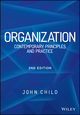 Organization: Contemporary Principles and Practices, 2nd Edition (1119951836) cover image