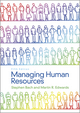 Managing Human Resources: Human Resource Management in Transition, 5th Edition (1119991536) cover image