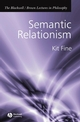 Semantic Relationism (1405108436) cover image